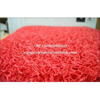 China Plastic PVC Coil Mat For Cars Making Machine , Car Mat Production Line on sale