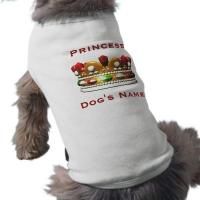 2012 new designs Small dog pet clothing,Navy costume Sailor T-shirts Manufactures