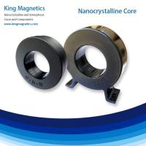 Power supply nanocrystalline inductor manufacturer Manufactures