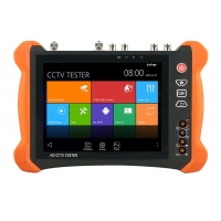 China 8 Inch 4K IPC CCTV Tester With Anti Sunlight Cover on sale
