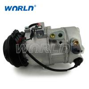 China OEM Car AC Compressor for KIA K4 IX35 2.0 2.4 DIESEL 2010- / Hyundai Air Conditioner Compressor on sale