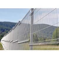 Quality Powder Coated Wire Mesh Fence Panels for Farm and Airport Height 1M - 3M for sale