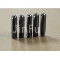 China Super Hard Titanium Set Screws With Polishing Surface Hexagon Socket on sale