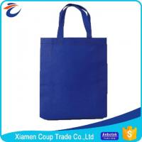 Wear - Resistant Fabric Reusable Shopping Bag Customized 30x10x40 Cm Size Manufactures
