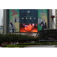 Waterproof P8 Outdoor Programmable LED Signs SMD 3535 For Public Places Manufactures