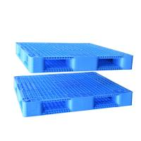 China Heavy Duty 3 Skids Plastic Pallet Price Food Grade Plastic Pallet for Beverage Industry on sale