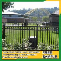 Factory supply iron fence price phillippines Manufactures