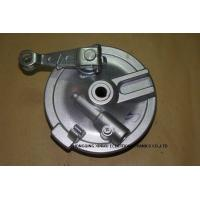 China CG125 motorcycle front drum cover assy on sale