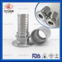 Hydraulic Sanitary Hose Connector Fitting For Beverage Pharmacy Industry Manufactures