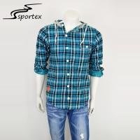 Custom Color Casual Outdoor Clothing XS - 2XL Sizes Mens Casual Shirts Manufactures
