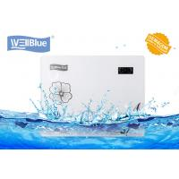 RO Reverse Osmosis Water Filter Machine , 75GPD RO Unit For Drinking Water Manufactures