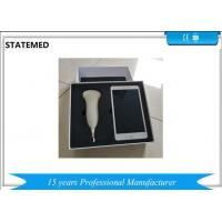 Vet Use 3.5 MHZ Mini Portable Ultrasound Scanner Android Or Windows Operating System Manufactures