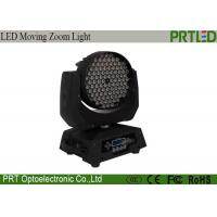 China Rotating LED Stage Lights 36*10 W RGBW 4 In 1 CE ROHS Certificated on sale