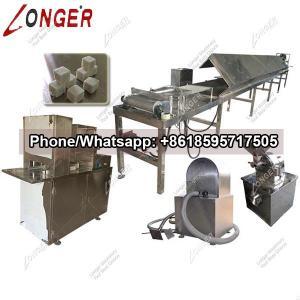 100 kg/h Automatic Sugar Cube Making Machine|Lump Sugar Production Line Manufactures