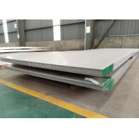 China Corrosion heat resistance Stainless Steel Plate SUS304L 316L 1500x3000mm on sale