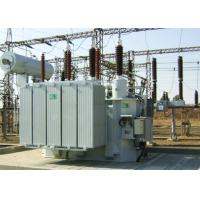 China Excellent Control Power Distribution Transformer For Cooling Fully Sealed Structure on sale