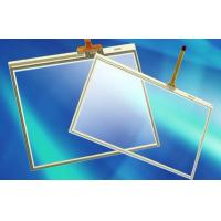 China Anti Reflective Transparent Touch Screen LCD Module with CE / RoHS / FCC on sale