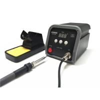 380kHz Precision Digital Soldering Station , Electronic Soldering Tools Lead Free 100W Manufactures