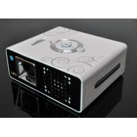 China XGA high definition LED mini projector with HDMI, MP4 player, SD card port (support 500GB) on sale