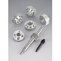 CNC Machined Components Ra 0.4 Um Surface Roughness For industrial plastic parts Manufactures