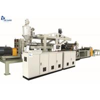 PLC Medical Polycaprolactone Sheet Production Line Ultra Low Temperature Manufactures