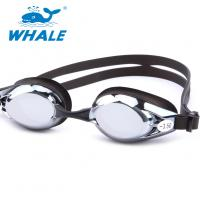 Silicone Corrective Nearsighted Swimming Goggles Manufactures