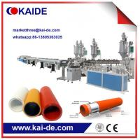 China PEX AL PEX pipe making machine supplier from China on sale
