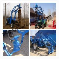 material Earth Drill/Deep drill, factory Earth Excavator/pile driver Manufactures