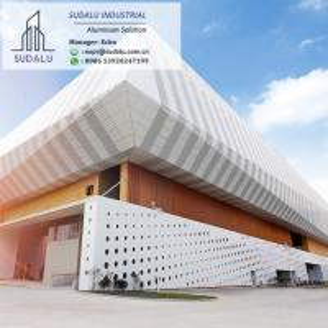 SUDALU Customized Exterior Aluminium Wall Cladding Panels Building Facade Decorative Panel Manufactures