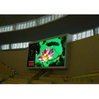 China P10 indoor running led display board Full Color , led curtain wall on sale