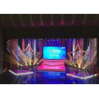 Small pixel pitch Led Panel Indoor Led Video Wall Rental with P2.5 HD LED Display Manufactures