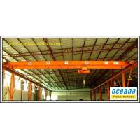 Gantry Crane of electric hoist or Winch , 3-20 Lifting Capacity Manufactures