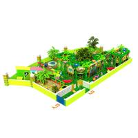 China OEM Commercial Playground Equipment / Supermarkets Kids Play Centre Equipment on sale