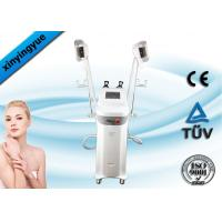 China Cryolipolysis Slimming Machine Cavitation RF Fat Loss Equipment With Two Handles on sale