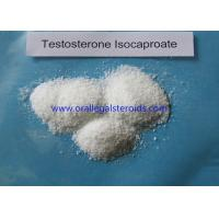 Testosterone Isocaproate Oral Testosterone Booster Powder C25H38O3  99.5% Assay