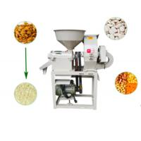 Disconnected Type Malt Grain Mill Flour Grinding Machine Without Electric Motor Manufactures
