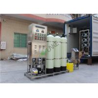 500L/H Reverse Osmosis Water Machine With DosingBox, Ozone Water Treatment Equipment Manufactures