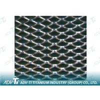 China DSA Titanium Anode Titanium Mesh With Iridium And Ruthenium Coating on sale