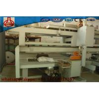 1300mm Width 380V Straw Board Machine With 600 Sheets / Shift Capacity
