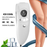 China Permanent IPL Hair Removal Epilator Depilatory ICE Cool Laser Full Body Use on sale