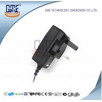 12v Power Adapter UK Plug , Wall Universal AC DC Adapter 1000ma Manufactures
