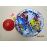 Compress Candy In Cola Bottle Shape Toy , Sweet And Sour Taste Christmas Novelty Candy Manufactures