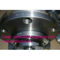 China WELD NECK FLAT FACE FLANGES 20# on sale