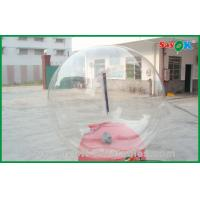 PVC TPU Water Walking Ball Funny Inflatable Sports Games For Swimming Pool Manufactures