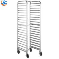 Commercial Bakery Rack Trolley , Utensil Heavy Duty Cooling Rack Trolley Manufactures