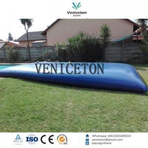 200-20000 liter Inflatable Bladder plastic large pvc/tpu pillow flexible water storage tank Manufactures