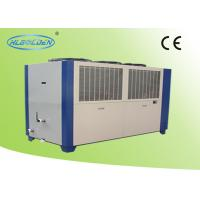 High Cooling Capacity Air To Water Chiller Industrial Water Cooled Chiller