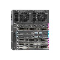 Open Source Network Switch Cisco Catalyst 4500E Series WS-C4507R E Switch 7 Slot Manufactures