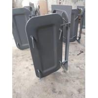 Marine Steel Material Weathertight Door Marine Weatherproof Steel Door Manufactures