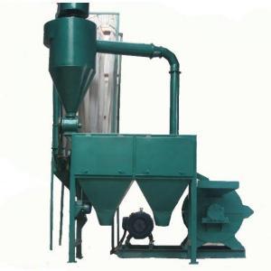 Widely used wood powder machine